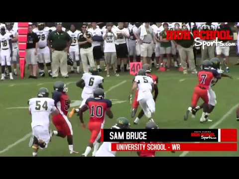 University School 41 - Homestead 21 (ESPN High School Kickoff)