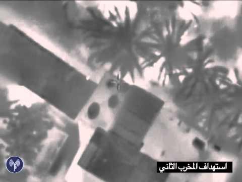 استهداف ثلاثة مخربين عند استعدادهم لاطلاق صاروخ باتجاه اسرائيل