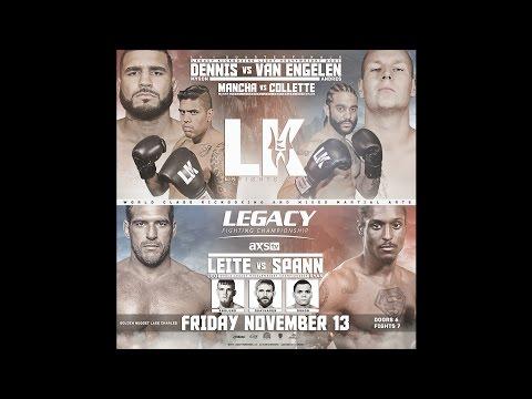 Legacy 48 Prelims – Edgar Verdin vs Aaron Davis