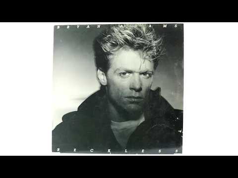 Виниловая пластинка Bryan Adams–Reckless (1984), A&M Records, UK