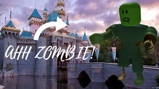 Lets go to Roblox Disneyland ( Gone wrong ) | Part 1 |