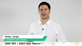 ESMO 2019: Stay up-to-date with the new digital Daily Reporter