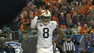 ACC CHAMPIONSHIP GAME HIGHLIGHTS WITH CHARLOTTE SPORTS FOUNDATION SPONSORS