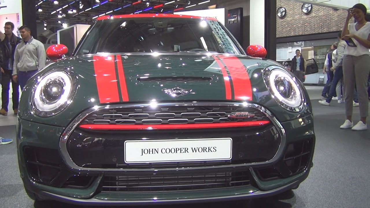 MINI Clubman ALL4 John Cooper Works (2017) Exterior And