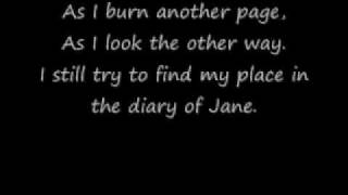 Breaking Benjamin - Diary of Jane + Lyrics