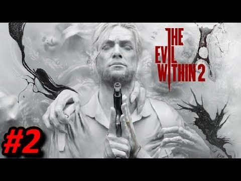 THE EVIL WITHIN 2 (PC) - Episodio 2 || Terror - Gameplay en Español