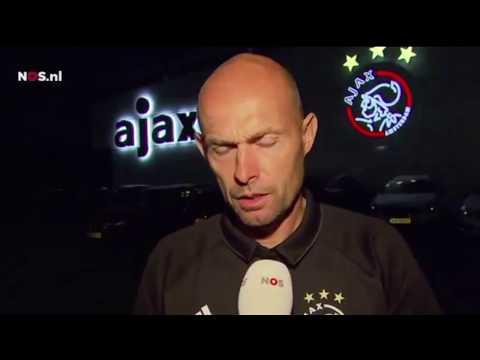 Ajax Coach Keizer over Nouri hartaanval