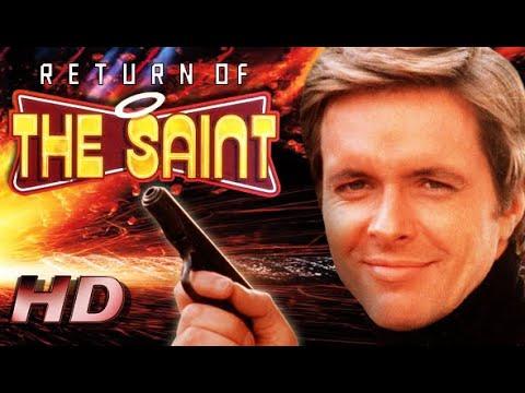 Return Of The Saint  Tv Theme Series  HQ