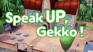 PJ Masks English Episode 6 | Speak UP Gekko | Full HD #KidsCartoonTv
