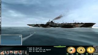 Silent Hunter 3 Single  Mission Courageous (U-29 VIIB 1939)