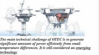 OTEC (Ocean Thermal Energy Conversion)