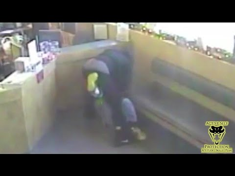 Armed Robber Counter Ambushed At Animal Hospital | Active Self Protection