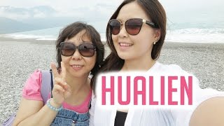 HUALIEN, TAIWAN TRAVEL VLOG: First Day of Train Tour Around Taiwan!