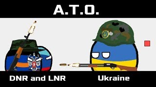 История войны в Украине (20 марта 2014 -12 июня 2017) АТО