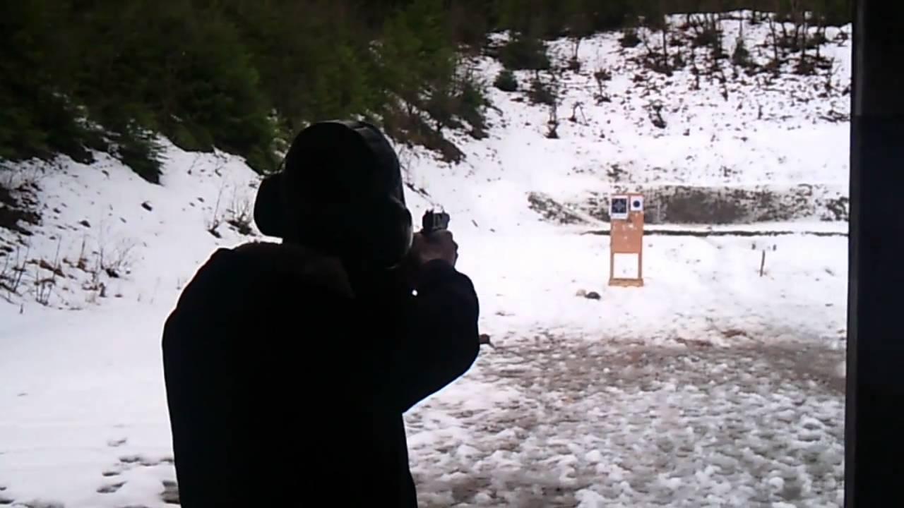 Springfield Armory 1911 .45 - YouTube