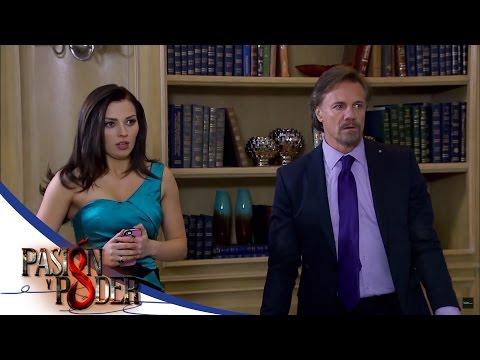 Arturo sorprende a Daniela con Ashmore - Pasión y poder*