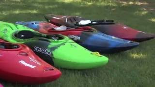 River Running Kayaks - Find the perfect boat for you!
