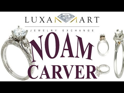 Engagement Rings Collection by Noam Carver at Luxamart Jewelry Exchange