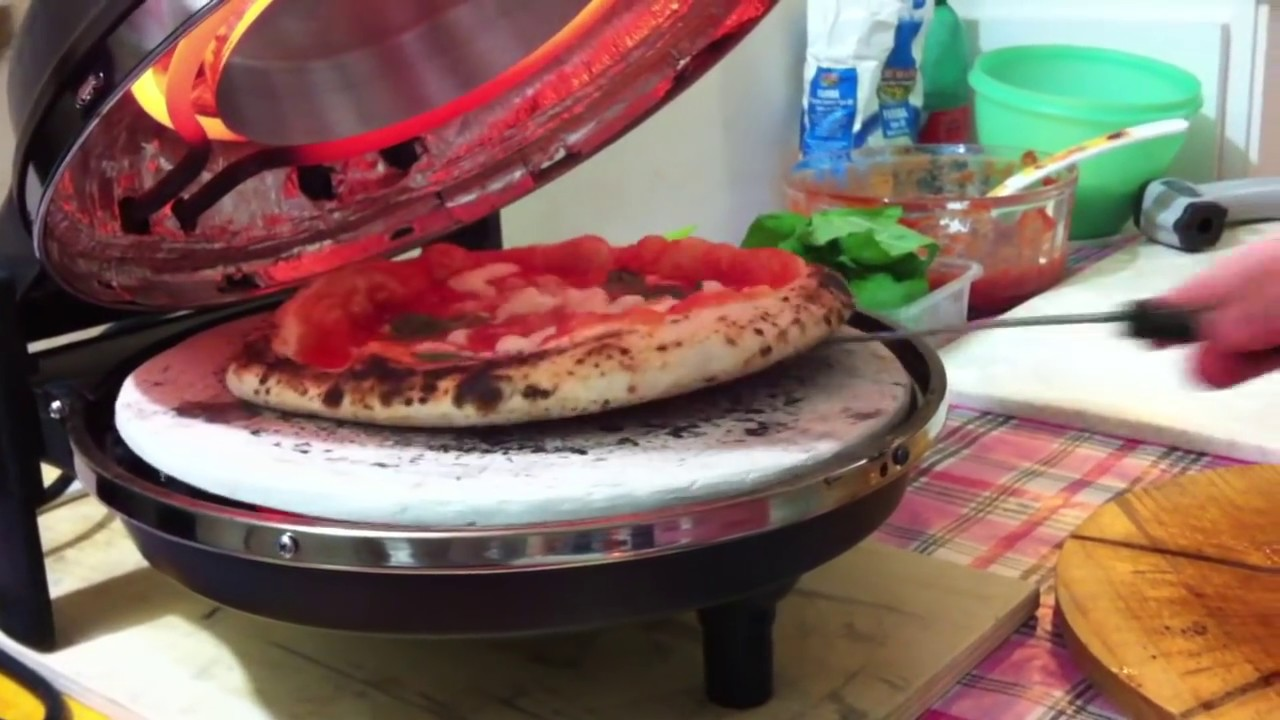 G3 ferrari pizza express mod m8 r cottura youtube for Cottura pizza forno ventilato