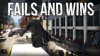 Watch Dogs - Epic Fails and Wins Special