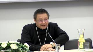 Współczesny człowiek w oczach historyka   abp Grzegorz Ryś na spotkaniu Klubu TP w Łodzi