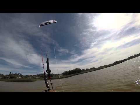 Flysurfer 21 speed lotus 4