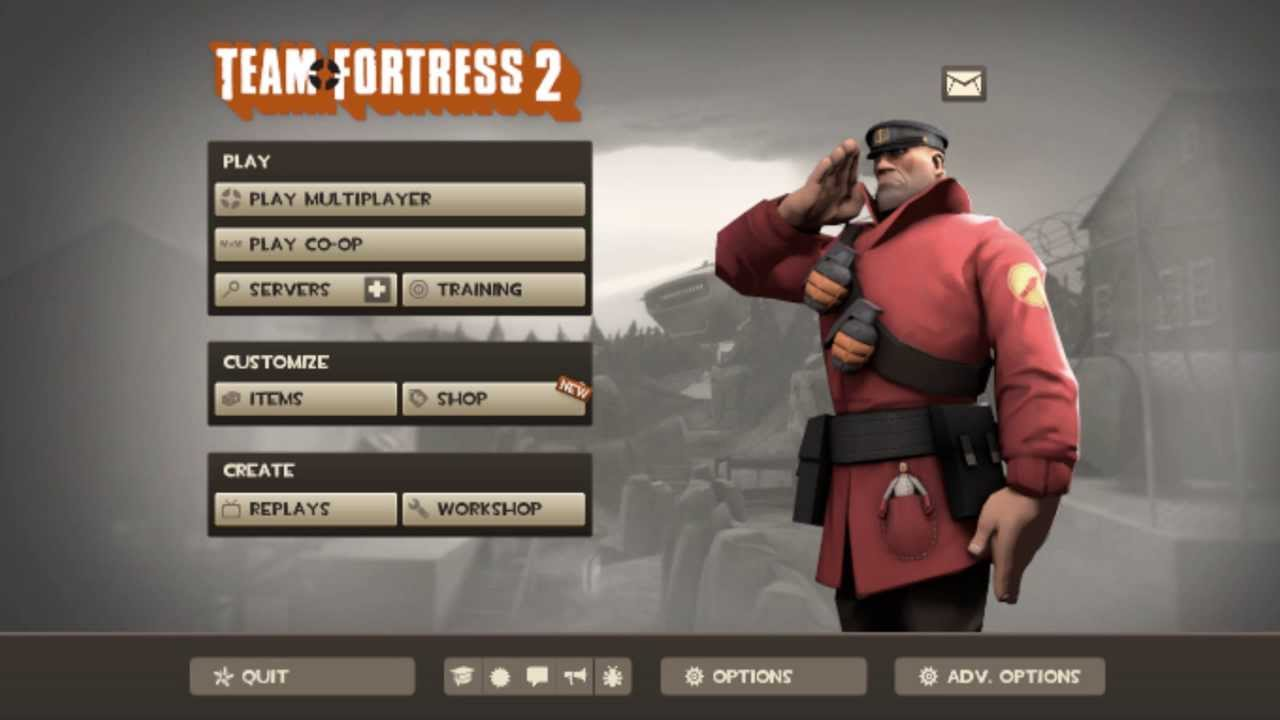 Kaloszai TeamFortress2 Upgrade to Premium Gift Unboxing - YouTube