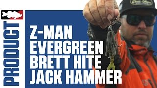 8ef30288a23eb Product Video Z-Man Evergreen Chatterbait Jack Hammer