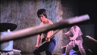 bruce lee kung fu fighting