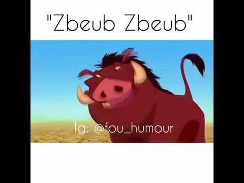 parodie le roi lion
