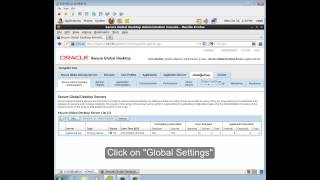 Integrating Oracle Secure Global Desktop with Microsoft Active Directory