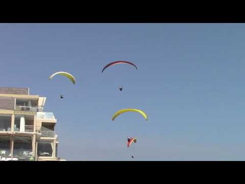 Paragliding Southafrica Wilderness 2015