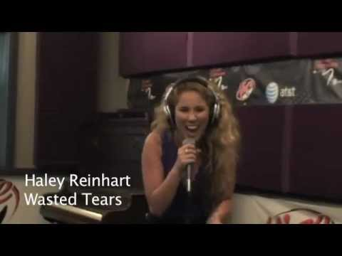 Haley Reinhart: Wasted Tears and Free in Denver Alice 105.9.mp4