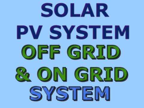 Solar Energy  / Solar PhotoVoltaics System / PhotoVoltaic System/ Roof Top Solar PV  System
