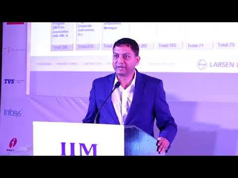 IIM Nagpur - Speech of Mr.Bikram K nayak, Head Talent Acquisition at L&T , at ILLUME'17