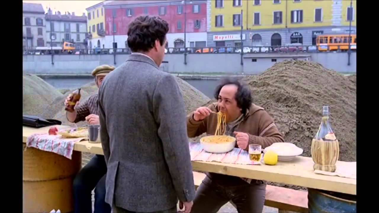 Renato Pozzetto-Un Povero Ricco- Vuoi una forchettata?