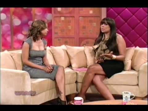 Stacey Dash On The Wendy Williams Show 3/12/2010
