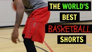 THE BEST BASKETBALL SHORTS IN BASKETBALL HISTORY DRYV BALLER 3.0 PERFORMANCE REVIEW