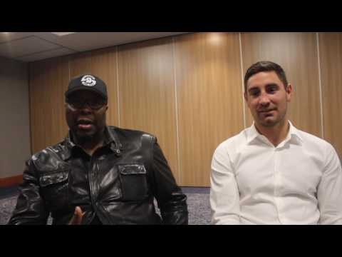 FRANK BUGLIONI & DON CHARLES DISCUSS THEIR RELATIONSHIP, HOSEA BURTON FIGHT & RICKY SUMMERS