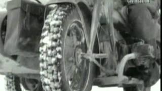 Колёса войны. Wheels at war. part 1.