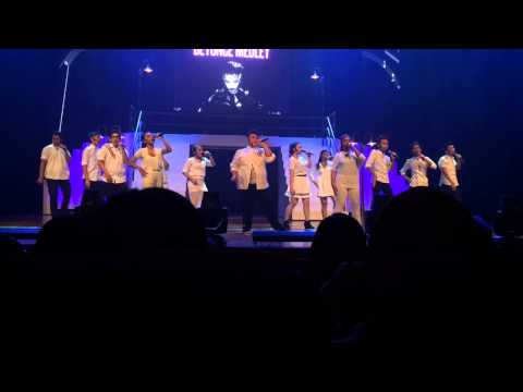 Vocal Xchange 2014 Hollywood Edition ITE Show Choir (Beyonc