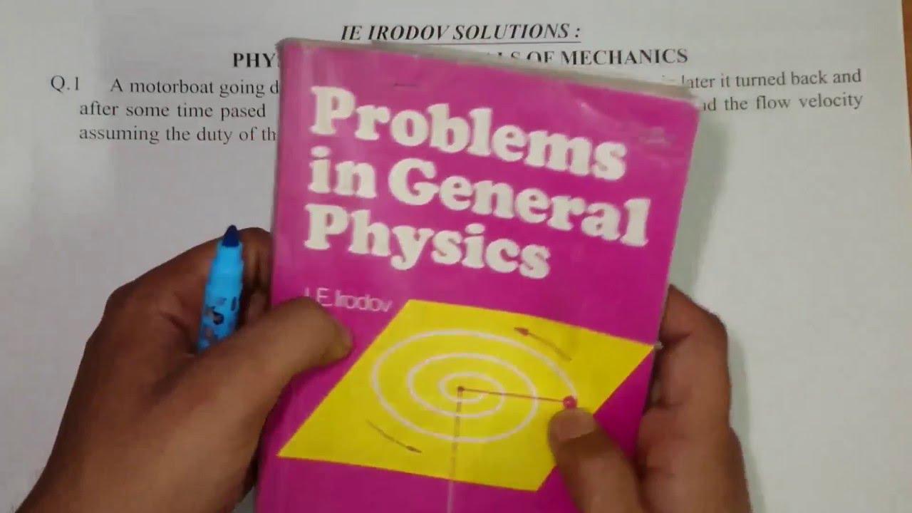 Irodov Solutions Pdf