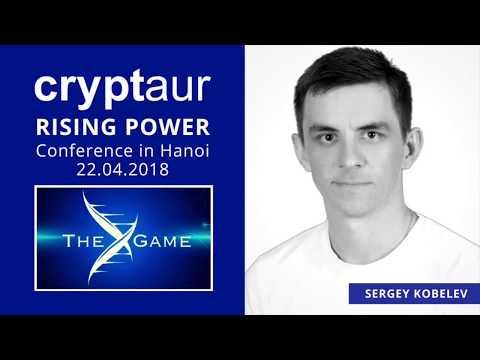Cryptaur / Rising Power: X-Game