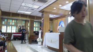 Publication Date: 2019-07-02 | Video Title: 2019年06月30日聖類斯學校陳鴻基神父主禮常年期第13主