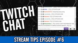 Twitch Chat in your OBS or XSplit Stream - Stream Tips #6