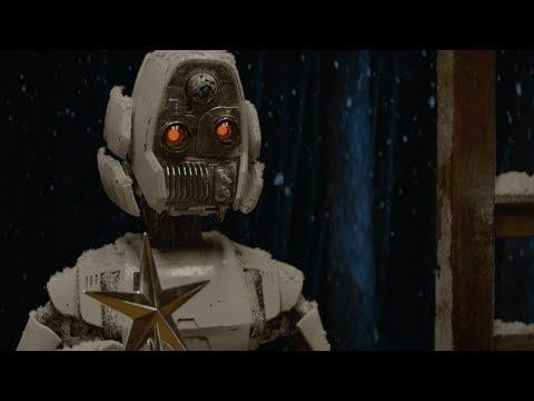 2050, les Robots ont pris le Pouvoir