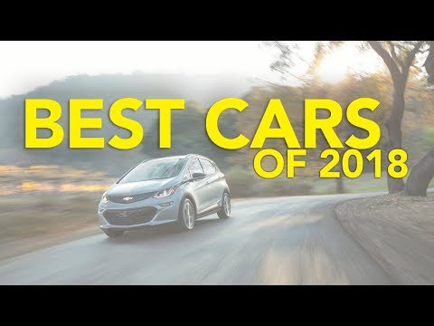 Top 10 Best Cars of 2018