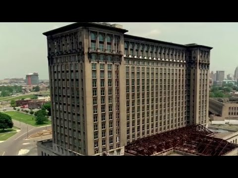 Ford reveals benefits from Michigan Central Station in Detroit's Corktown