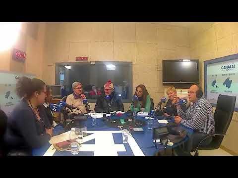 Perfiles 2.3.18.Canal4 Radio.Invitadas - Mariana Aracheva  y Ana María Céspedes