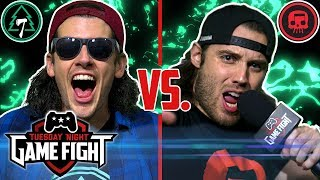Tuesday Night Game Fight Ep. 3 - JT Machinima Shocks Everyone | Rooster Teeth